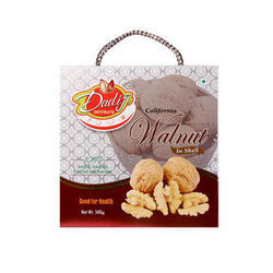 Dadiji Dryfruits California Walnut Kernel, Packaging Type: Plastic Box