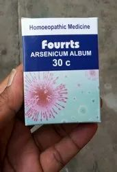 Homeo Medicine Arsenicum Album 30