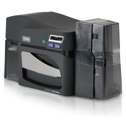 HID Fargo  DTC4500e High Capacity Plastic Card Printer
