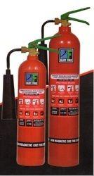 Mild Steel ISI MRI Safe Fire Extinguisher