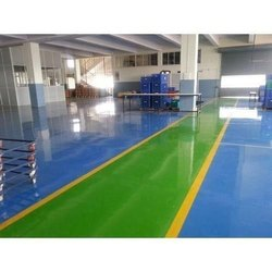 EPU Floor Coating Service