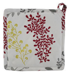 Desert Leaf Printed Pot Holder