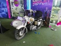 Royal Enfield Bullet With Side Car For Rent
