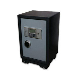 Black Electronic Safe