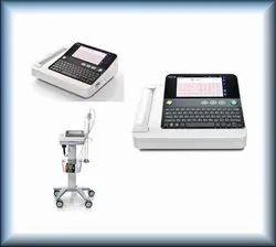 Mindray 12 Channel ECG Machine, Digital