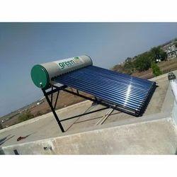 Greenlife Evacuated Tube Collector (ETC) Solar Water Geyser, Capacity: 100 lpd