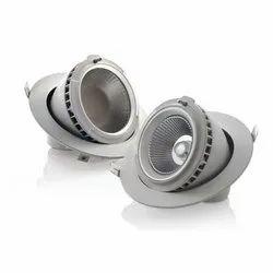 Round Swivel LED Downlight