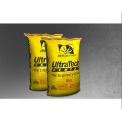 Ultratech Cement, Packaging Size: 50 kg