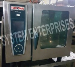Used Rational Bakery Ovens