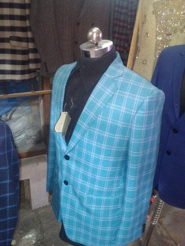 4d3ae66deab5 Naipr Enterprises, Roorkee - Wholesaler of Men Check Print Blazer ...