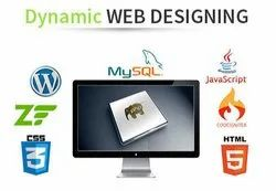 Latest Basic Business Site Dynamic Website Development, Job Completion Time: 7 Days, Additional Services:1 Year Web Hosting