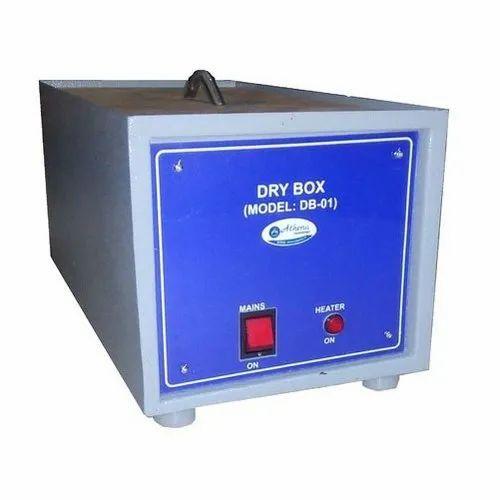 I Mild Steel FTIR Dry Box