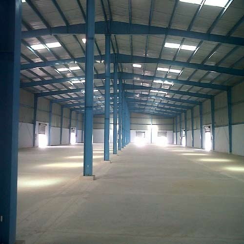 Steel Structure Pre Engineered Metal Building