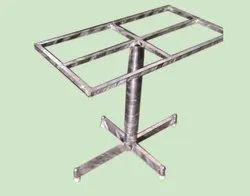 Stainless Steel Canteen Table Base