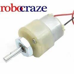Robocraze Gear Motor-100/ 200/300/500/60 RMP