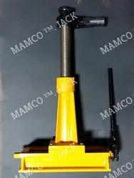 Screw Lifting & Traversing / Re Railing Jack ( 5 T to 50 T)