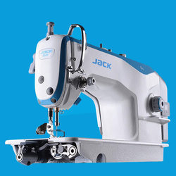 Jack Semi-Automatic  Lockstitch Machine