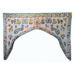 Handmade Banderwal Indian Valance Door Hanging