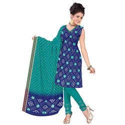 Bandhani Casual Suit