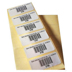 Medical Barcode Labels