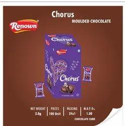 Chorus Choco & Milk  Heart Shape Chocolate
