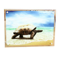 Sublimation Glass Photo Frame (VBL - 13)