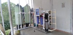 Industrial RO Plant-3000 LPH