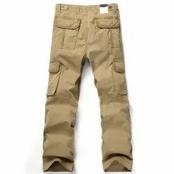 Large Mens Casual Cargo Pant, Packaging Type: Packet