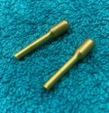 6A Brass crimping pins
