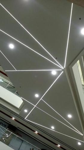 Recessed Led Ceiling Strip Lights