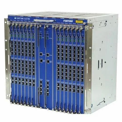 Optical Line Terminal - Huawei MA5608T Mini GPON OLT System