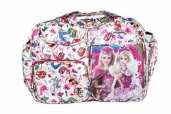 Multicolor Female Baby Mother bag