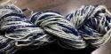 Pasting Yarn Using Silk Waste