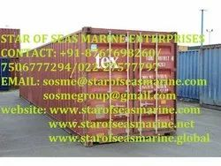 Shipping Container for Rental/Lease Service
