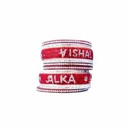 Personalized Wedding Name Bangles