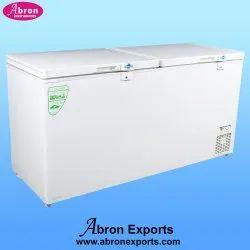 Deep Freezer Top Double Door AC-327-FD500