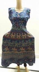 Mandala Cotton Dress