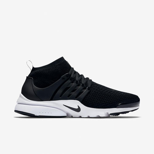 0039986c8d4a5 Long Black Nike Sports Air Presto Shoes