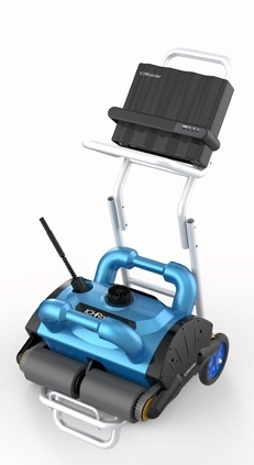 Swimming Pool Cleaning Robot 200 (fn/001/002)