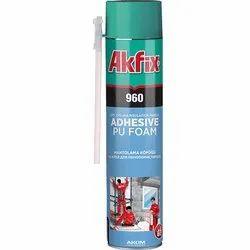 960 Adhesive PU Foam (Straw)