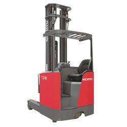 Nichiyu 1.4 To 2.0 Ton Sit On Reach Truck