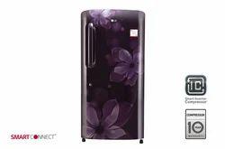 LG Refrigerator GL B 221 APOX Purple Orchid