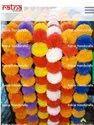 Artificial Flower Marigold Garlands