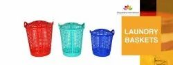 Virgin Polymer Laundry Baskets