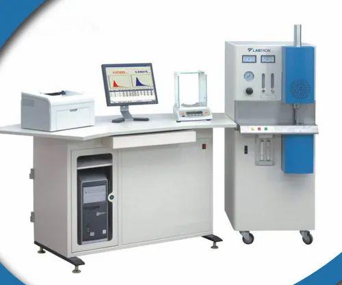 Labtron IR Carbon And Sulphur Analyzer, Model: LCSA-A10 | ID