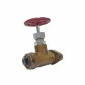 CIMSFR Cast Iron Metal Seat Flanged Connection Regulating