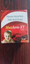 Maahem Xt Drops, Packaging Type: Bottle