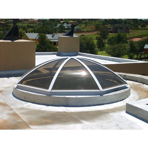 Polycarbonate Dome Shed