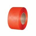 Orange Strapping Roll