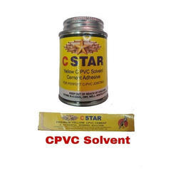 CPVC Solvent Cement Adhesive